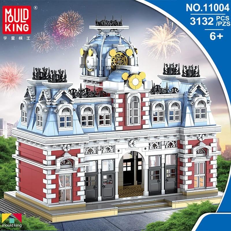 11004 MOULD KING Вокзал