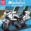 23001 MOULD KING Мотоцикл Honda GL1800 Gold Wing