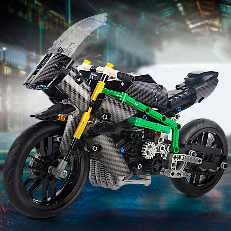 23002 MOULD KING Мотоцикл KAWASAKI