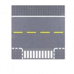 Строительная пластина City Т-образная развязка