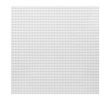 Строительная пластина 25x25 см белая