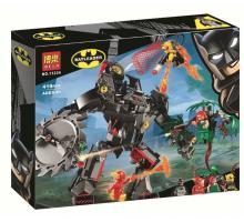 11234 Bela Робот Бэтмена против робота Ядовитого Плюща