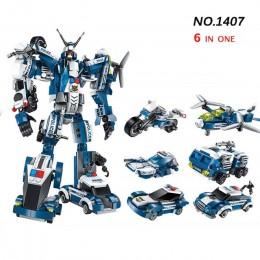 1407 Enlighten Brick Набор 6 в 1