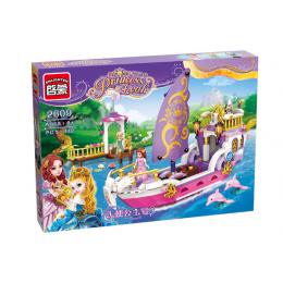 2609 Enlighten Brick Корабль принцессы