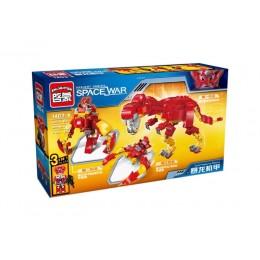 1403-4 Enlighten Brick Тиранозавр