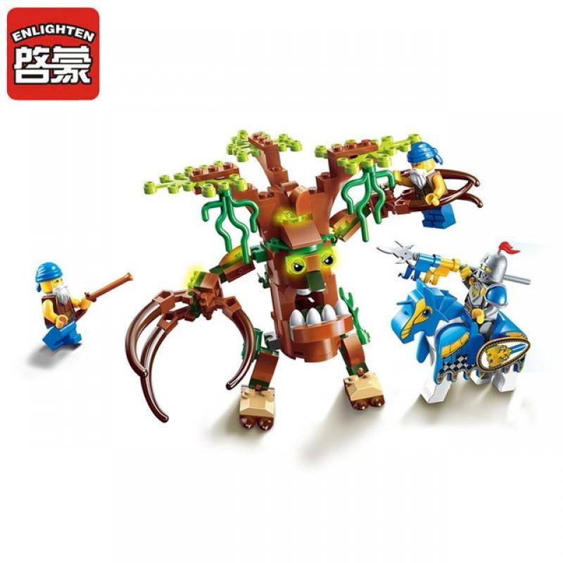 2302 Enlighten Brick Дерево-монстер