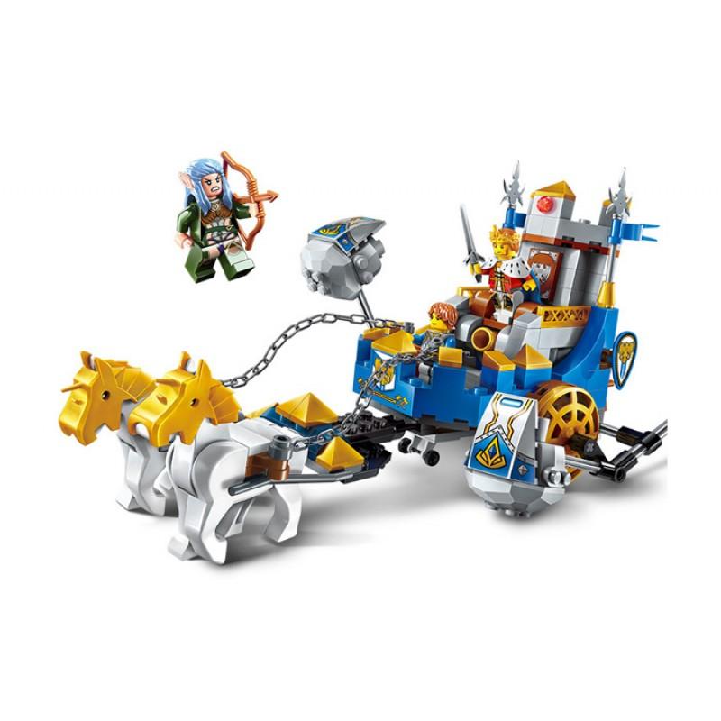 2310 Enlighten Brick Королевская колесница