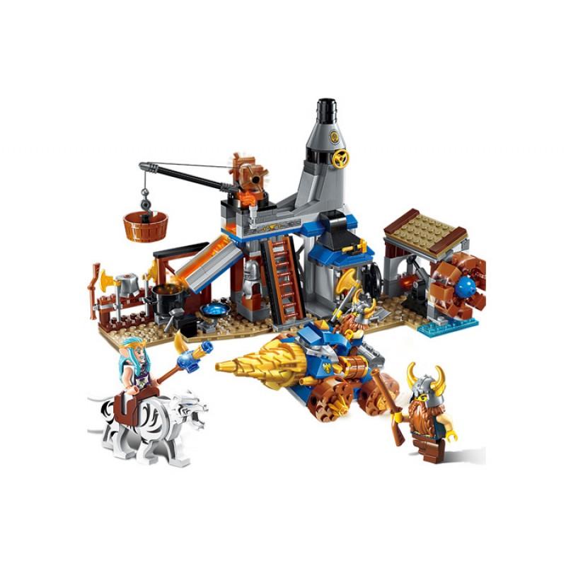 2314 Enlighten Brick Атака на шахту