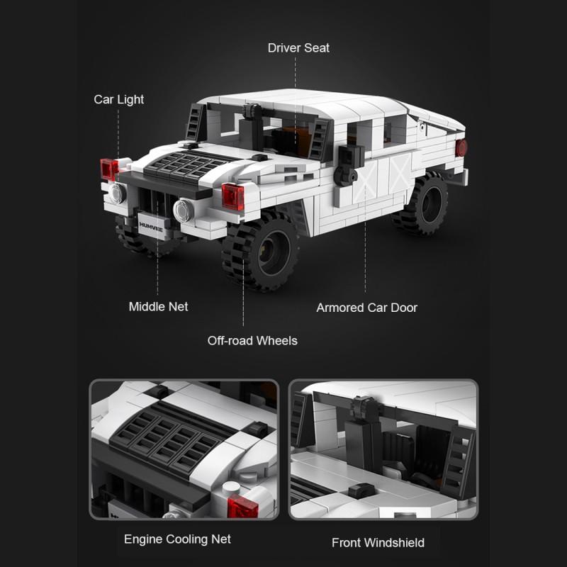 C55022 CADA Humvee