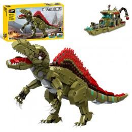 31027 Decool Спинозавр - трансформер