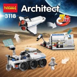 3118 Decool Исследовательский космический шаттл (3 в 1)