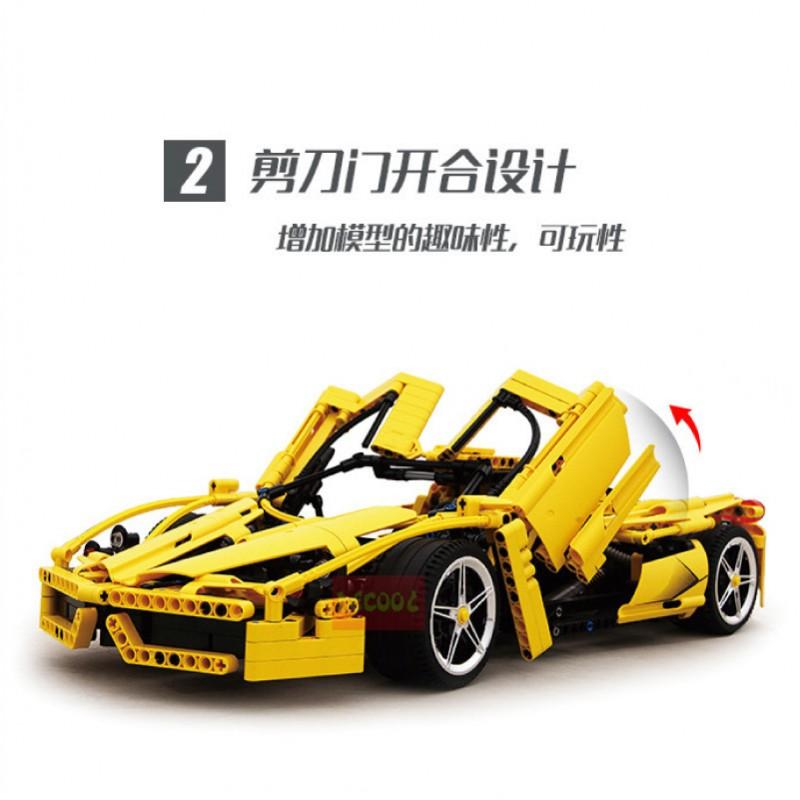 3382B Decool Enzo Ferrari 1:10