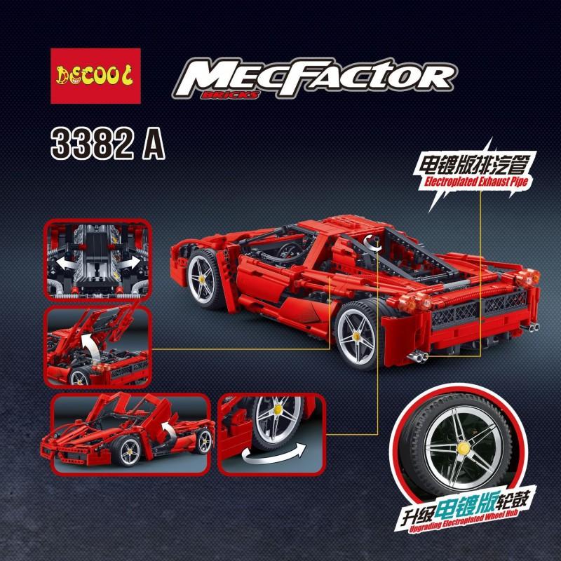3382A Decool Enzo Ferrari 1:10
