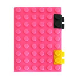 Блокнот   розовый