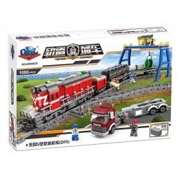 KY98219 GBL Грузовой поезд Dongfeng 5