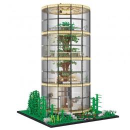 85016 HENGTAI Стеклянный дом на дереве