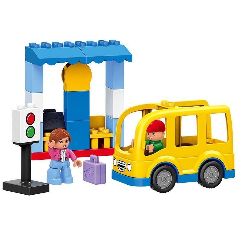 HM069 HUIMEI Автобусная станция