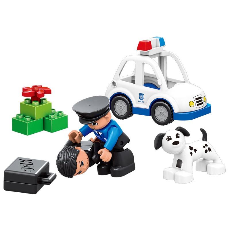 HM075 HUIMEI Полицейская погоня