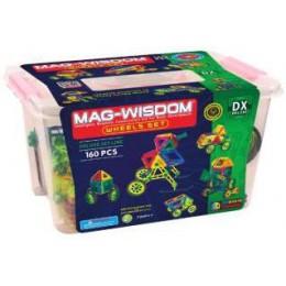 Mag-Wisdom MW2-160 магнитный конструктор 160 деталей