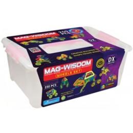 Mag-Wisdom MW2-250 магнитный конструктор 250 деталей