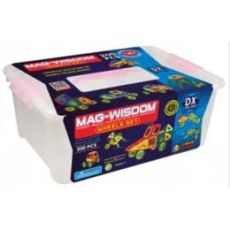 Mag-Wisdom MW2-200 магнитный конструктор 200 деталей