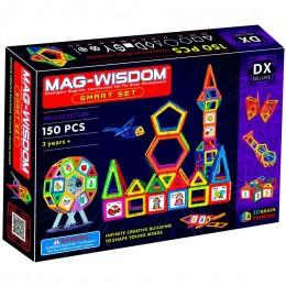 Mag-Wisdom KB 04119 магнитный конструктор 150 деталей