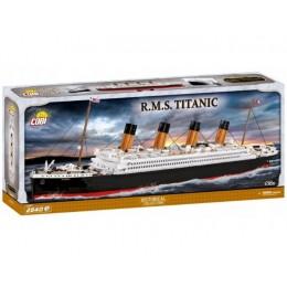 Круизный лайнер RMS Titanic в масштабе 1/300. COBI-1916.