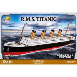 Круизный лайнер RMS Titanic в масштабе 1/450 Лимитированная серия. COBI-1928.