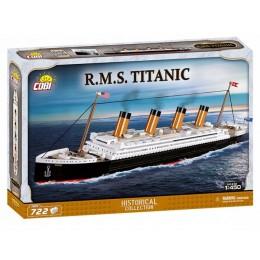 Круизный лайнер RMS Titanic в масштабе 1/450. COBI-1929.
