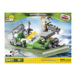 Патрульная лодка. COBI 2163.