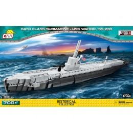 Американская подводная лодка Gato Class Submarine - USS Wahoo / SS-238. COBI-4806.