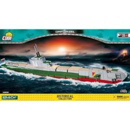 Польская подводная лодка ORP Orzel. COBI-4808.