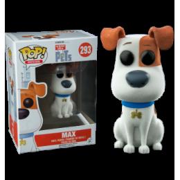 Max Flocked (Эксклюзив) из мультфильма Secret Life of Pets