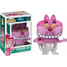 Cheshire Faded (Эксклюзив) из мультфильма Alice in Wonderland Funko POP