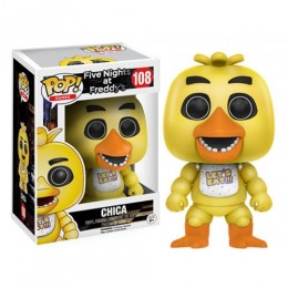 Chica из игры Five Nights at Freddy's