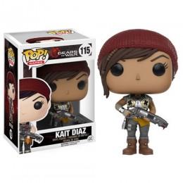 Kait Diaz Armored из игры Gears of War