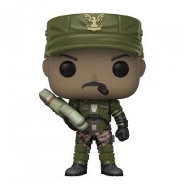 Сержант Джонсон с сигарой (Sgt. Johnson with cigar (Chase)) из игры Хало