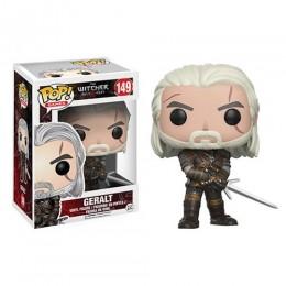 Геральт (Geralt) из игры Ведьмак