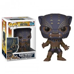 Чёрная Пантера воин племени (Black Panther Warrior Falls) из фильма Черная Пантера Марвел