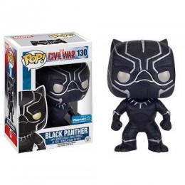 Чёрная Пантера блестящий (Black Panther Onyx Glitter (Эксклюзив)) из фильма Первый мститель: Противостояние
