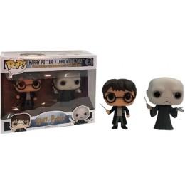 Гарри Поттер и Лорд Волан-де-Морт (Harry Potter and Voldemort 2-pack (Эксклюзив)) из фильма Гарри Поттер