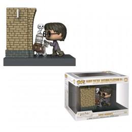Гарри Поттер входит на платформу 9 3/4 муви момент (Harry Potter Entering Platform 9 3/4 Movie Moment (Эксклюзив BoxLunch)) из фильма Гарри Поттер