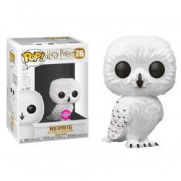 Букля флокированная (Hedwig flocked (Эксклюзив GameStop)) из фильма Гарри Поттер