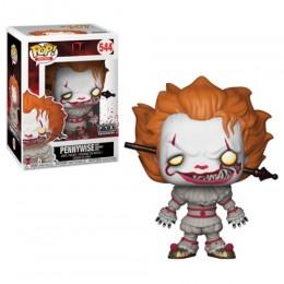 Пеннивайз Клоун с ломом (Pennywise Clown with crowbar (Эксклюзив) из фильма Оно Стивен Кинг