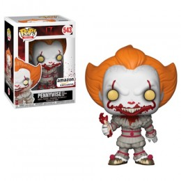 Пеннивайз Клоун с рукой (Pennywise Clown with Arm (Эксклюзив) из фильма Оно Стивен Кинг