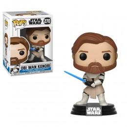 Оби-Ван Кеноби (Obi Wan Kenobi) из мультика Звёздные войны: Войны клонов