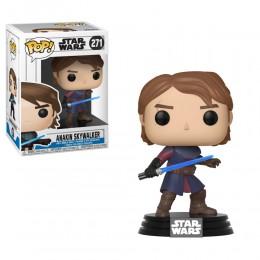 Энакин Скайуокер (Anakin Skywalker) из мультика Звёздные войны: Войны клонов
