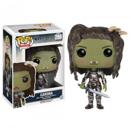 Garona из киноленты Warcraft