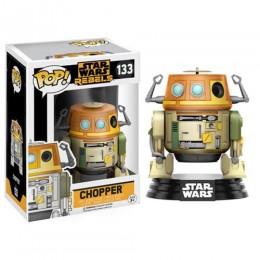Chopper (C1-10P) из сериала Star Wars: Rebels
