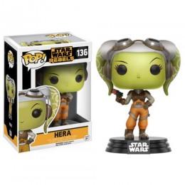 Hera из сериала Star Wars: Rebels